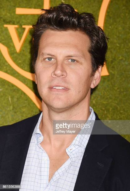 Actor Hayes MacArthur attends the 8th Annual Veuve Clicquot Polo Classic at Will Rogers State Historic Park on October 14 2017 in Pacific Palisades...