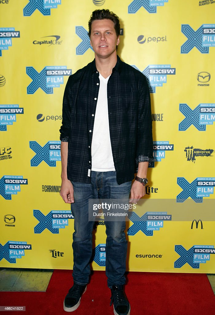 Actor Hayes MacArthur attends the premiere of 'Angie Tribeca' during the 2015 SXSW Music Film Interactive Festival at Austin Convention Center on...