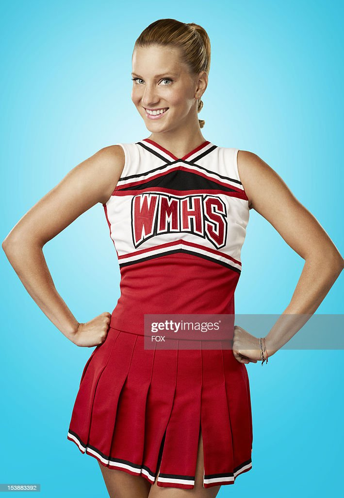 Actor Heather Morris as 'Brittany' on Season Four of GLEE airing on Thursdays (9:00-10:00 PM ET/PT) on FOX.