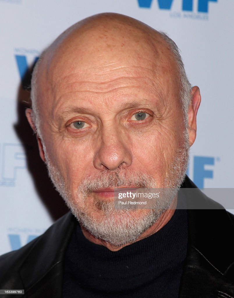 Actor <a gi-track='captionPersonalityLinkClicked' href=/galleries/search?phrase=Hector+Elizondo&family=editorial&specificpeople=207143 ng-click='$event.stopPropagation()'>Hector Elizondo</a> attends American Cinematheque hosts Cuban Women Filmmakers US Showcase at American Cinematheque's Egyptian Theatre on March 8, 2013 in Hollywood, California.