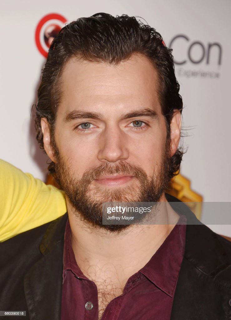 Actor Henry Cavill arrives at the CinemaCon 2017 Warner Bros. Pictures presentation of their upcoming slate of films at The Colosseum at Caesars Palace on March 29, 2017 in Las Vegas, Nevada.