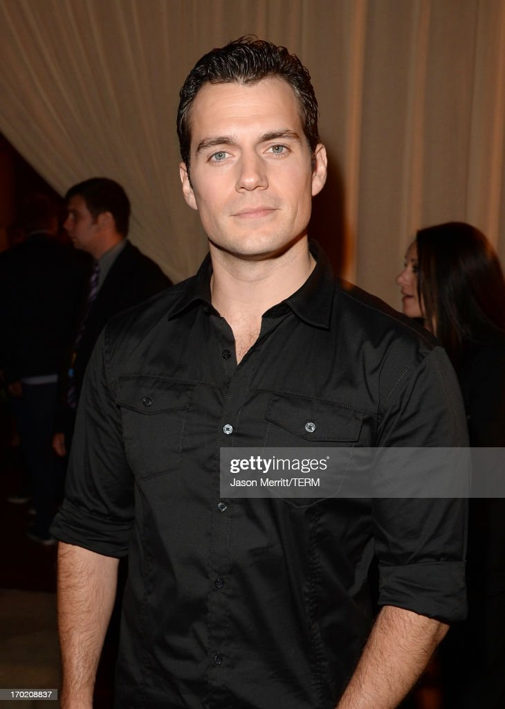 Actor <a gi-track='captionPersonalityLinkClicked' href=/galleries/search?phrase=Henry+Cavill&family=editorial&specificpeople=3767741 ng-click='$event.stopPropagation()'>Henry Cavill</a> attends Spike TV's Guys Choice 2013 at Sony Pictures Studios on June 8, 2013 in Culver City, California.