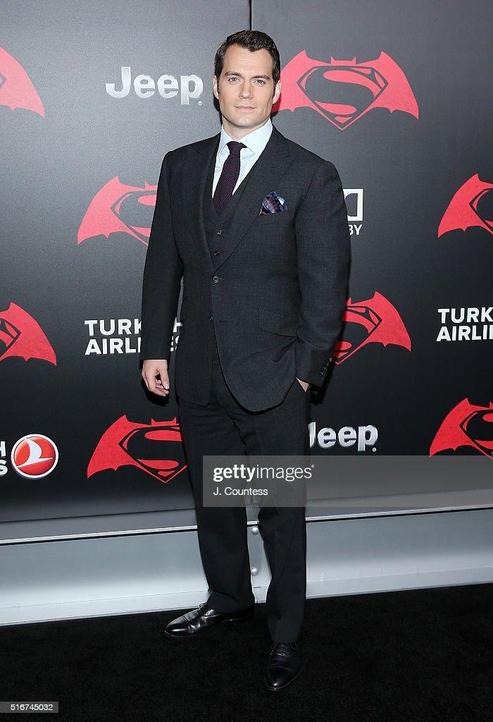 """Batman V Superman: Dawn Of Justice"" New York Premiere"