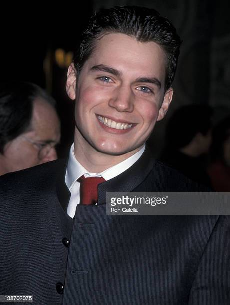 Actor Henry Cavill attends 'The Count of Monte Cristo' Hollywood Premiere on January 23 2002 at El Capitan Theatre in Hollywood California