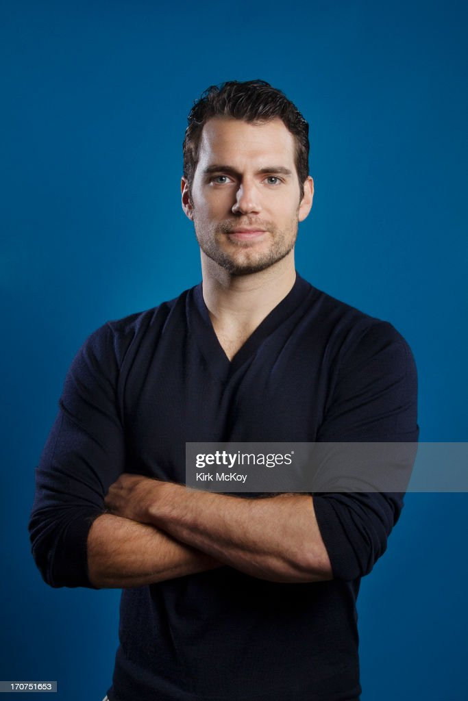 Actor <a gi-track='captionPersonalityLinkClicked' href=/galleries/search?phrase=Henry+Cavill&family=editorial&specificpeople=3767741 ng-click='$event.stopPropagation()'>Henry Cavill</a> is photographed for Los Angeles Times on May 30, 2013 in Burbank, California. PUBLISHED IMAGE.
