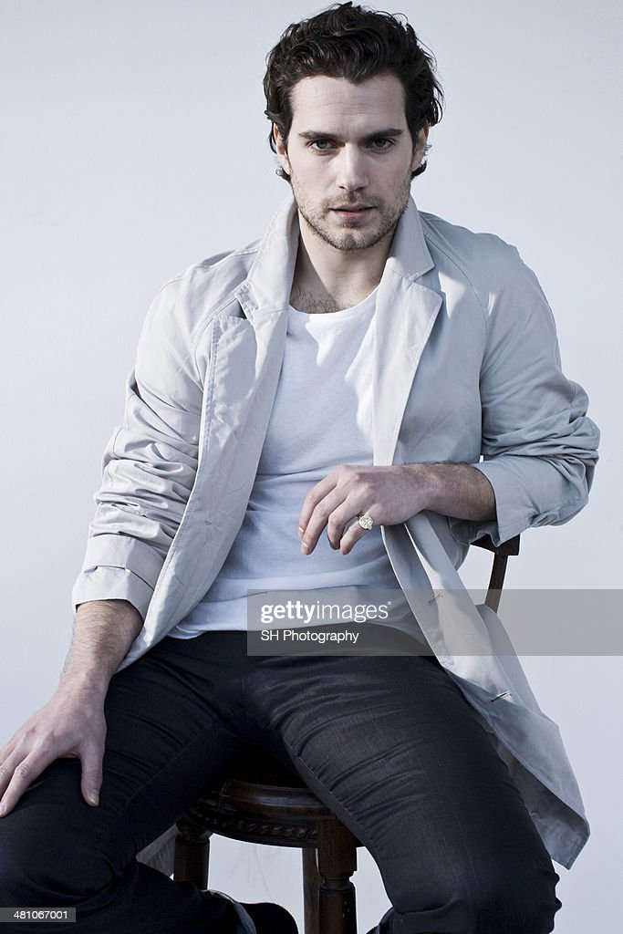 Actor <a gi-track='captionPersonalityLinkClicked' href=/galleries/search?phrase=Henry+Cavill&family=editorial&specificpeople=3767741 ng-click='$event.stopPropagation()'>Henry Cavill</a> is photographed for Upstreet magazine on April 8, 2009 in London, England.