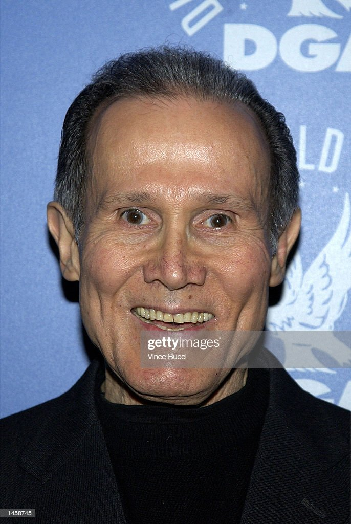 Actor Henry Silva attends a tribute to the career of the late director George Sidney on October 3, 2002 at the Directors Guild of America in Hollywood, California.