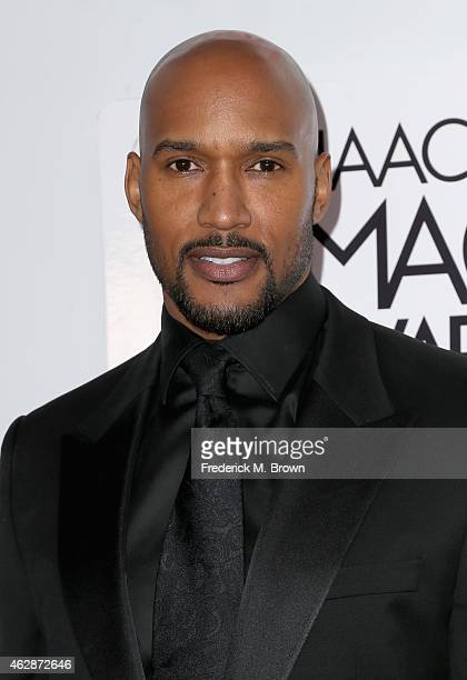 Actor Henry Simmons attends the 46th NAACP Image Awards presented by TV One at Pasadena Civic Auditorium on February 6 2015 in Pasadena California