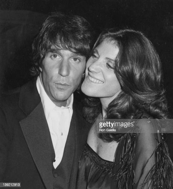Actor Henry Winkler and wife Stacey Furstman attending 31st Annual Primetime Emmy Awards on September 9 1979 at the Pasadena Civic Auditorium in...