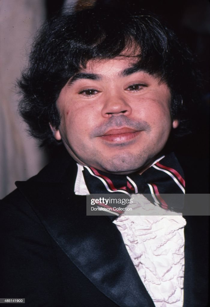 Actor <a gi-track='captionPersonalityLinkClicked' href=/galleries/search?phrase=Herve+Villechaize&family=editorial&specificpeople=1691626 ng-click='$event.stopPropagation()'>Herve Villechaize</a> attends an event in December 1981 in Los Angeles, California.