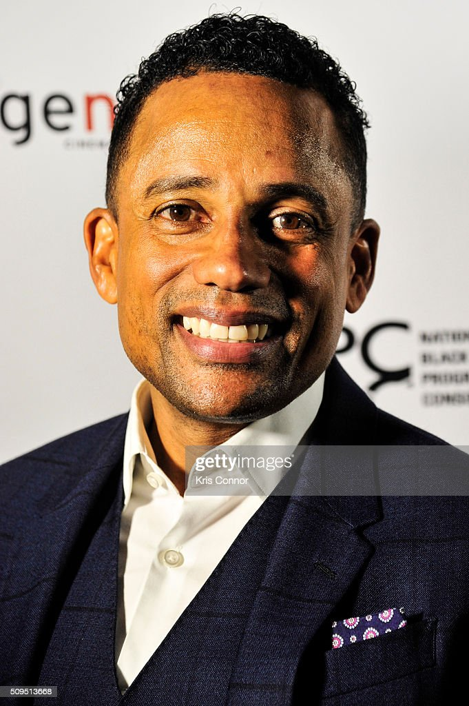 Actor Hill Harper and winner of the Revolution Award of Art Activism walks the red carpet the 'Revolution Awards' presented by Imagenation on...