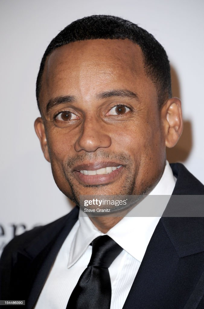 Actor Hill Harper arrives at the 26th Anniversary Carousel Of Hope Ball presented by MercedesBenz at The Beverly Hilton Hotel on October 20 2012 in...