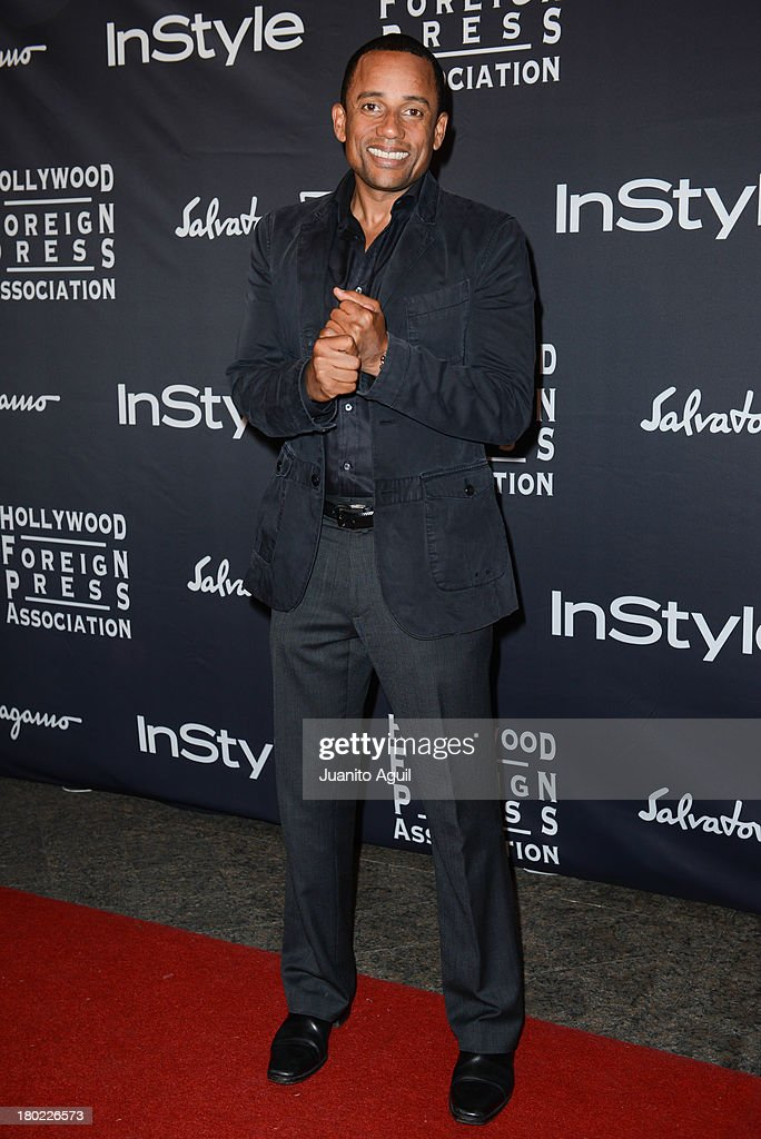 Actor Hill Harper arrives at the TIFF HFPA / InStyle Party during the 2013 Toronto International Film Festival at Windsor Arms Hotel on September 9...