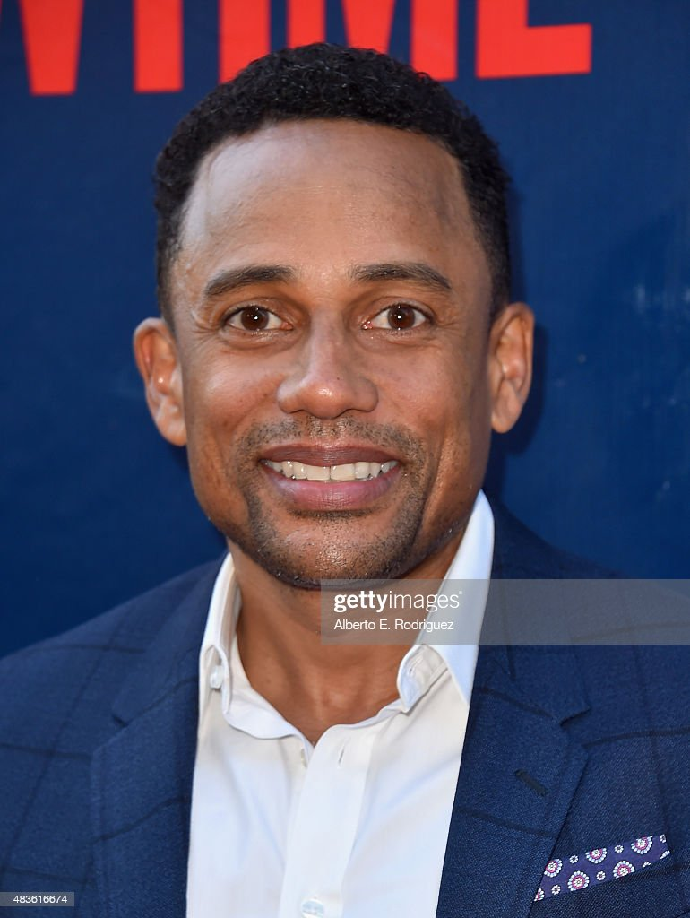 Actor Hill Harper attends CBS' 2015 Summer TCA party at the Pacific Design Center on August 10 2015 in West Hollywood California