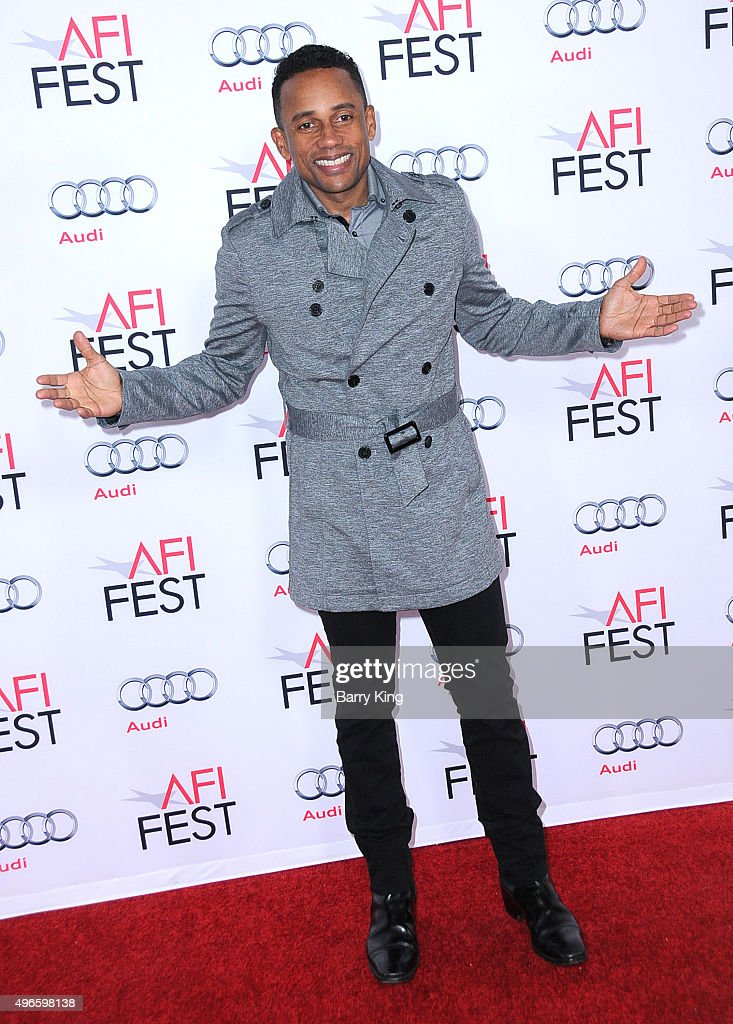 Actor Hill Harper attends the AFI FEST 2015 Presented By Audi Centerpiece Gala Premiere Of Columbia Pictures' 'Concussion' at the TCL Chinese Theatre...
