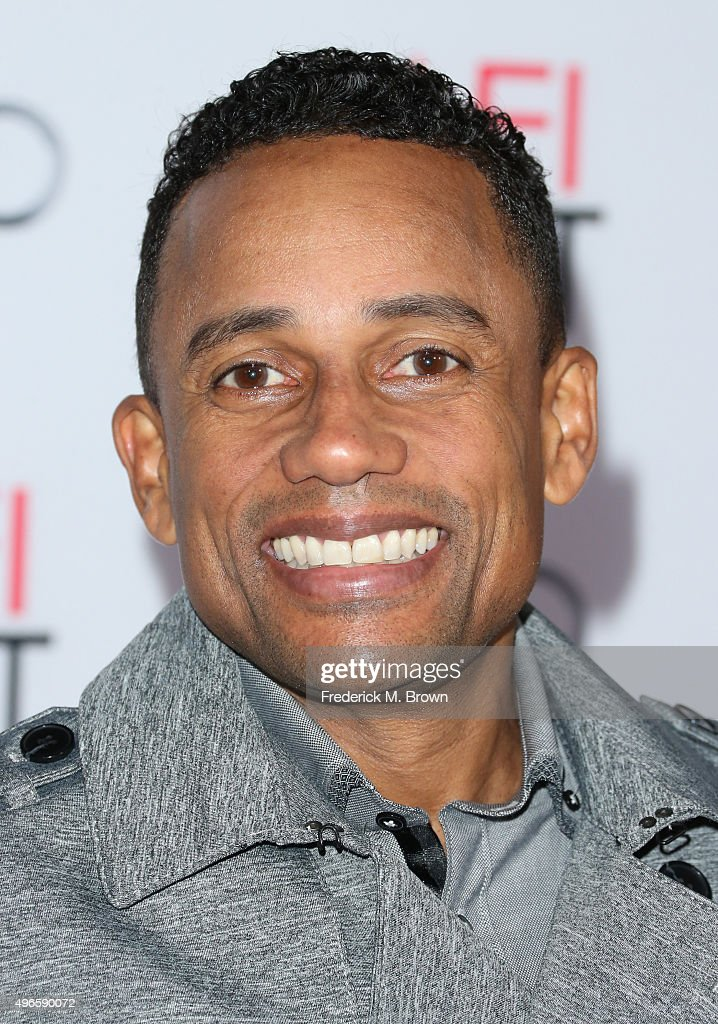 Actor Hill Harper attends the Centerpiece Gala Premiere of Columbia Pictures' 'Concussion' during AFI FEST 2015 presented by Audi at TCL Chinese...