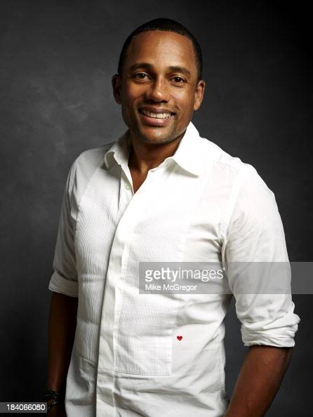 Actor Hill Harper is photographed for Self Assignment on September 11 2013 in New York City