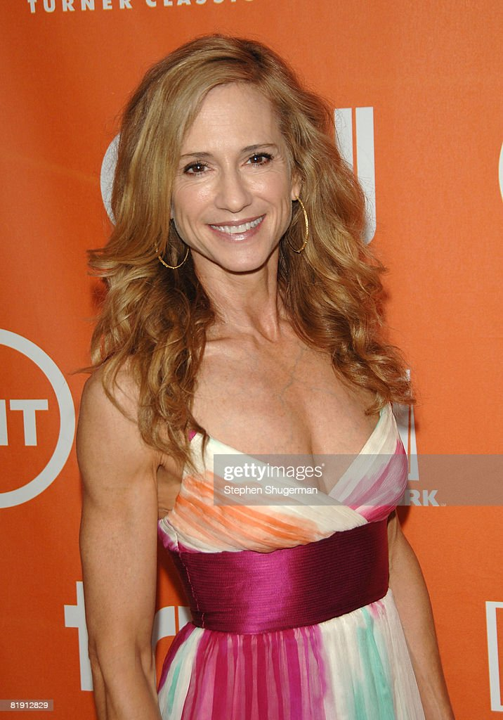 Actor Holly Hunter attends the 2008 Summer TCA Tour Turner Party at the Beverly Hilton Hotel on July 11, 2008 in Beverly Hills, California.
