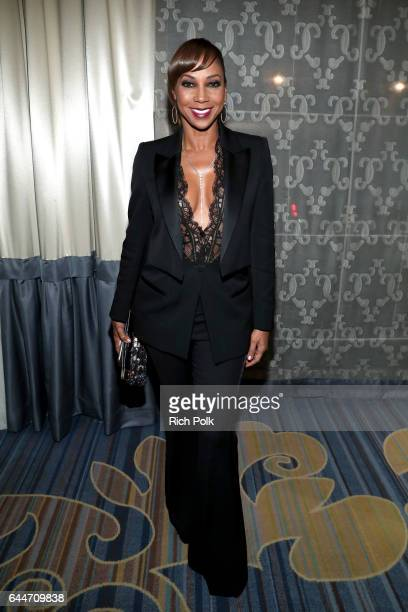 Actor Holly Robinson Peete at Essence Black Women in Hollywood Awards at the Beverly Wilshire Four Seasons Hotel on February 23 2017 in Beverly Hills...
