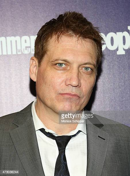 Actor Holt McCallany attends New York UpFronts Party Hosted By People and Entertainment Weekly at The Highline Hotel on May 11 2015 in New York City