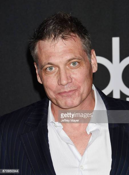 Actor Holt McCallany attends the 21st Annual Hollywood Film Awards at The Beverly Hilton Hotel on November 5 2017 in Beverly Hills California