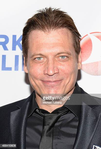 Actor Holt McCallany attends the Face Forward Foundation's 5th Annual Charity Gala Supporting Victims of Domestic Abuse at Millennium Biltmore Hotel...