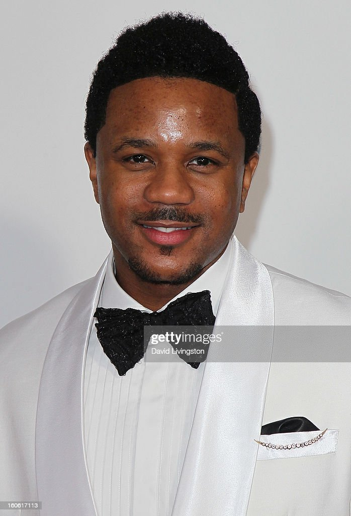 Actor Hosea Chanchez attends the 44th NAACP Image Awards at the Shrine Auditorium on February 1, 2013 in Los Angeles, California.