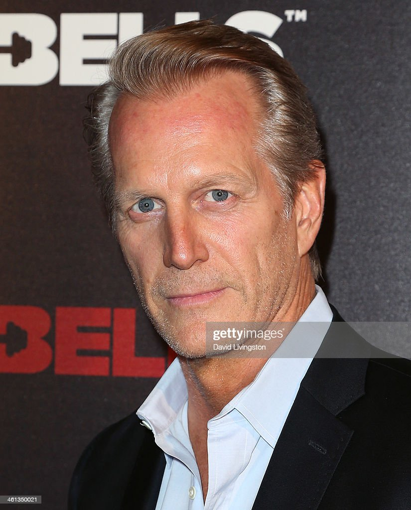 Actor <a gi-track='captionPersonalityLinkClicked' href=/galleries/search?phrase=Hoyt+Richards&family=editorial&specificpeople=1550500 ng-click='$event.stopPropagation()'>Hoyt Richards</a> attends the premiere of GoDigital's 'Dumbbells' at SupperClub Los Angeles on January 7, 2014 in Los Angeles, California.