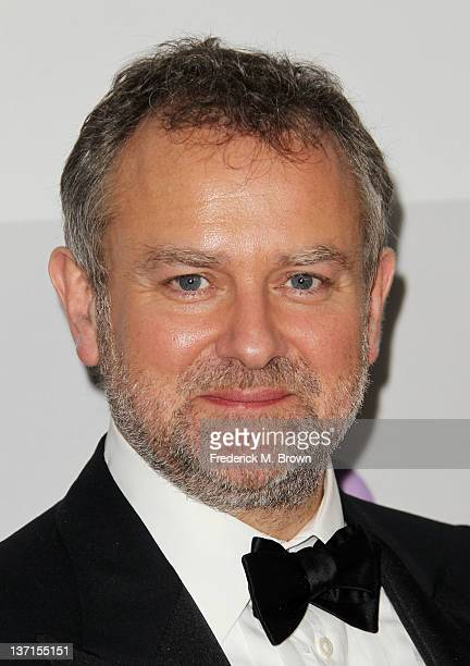 Actor Hugh Bonneville arrives at NBCUniversal's 69th Annual Golden Globes Viewing and After Party Sponsored By Chrysler and Hilton held at The...
