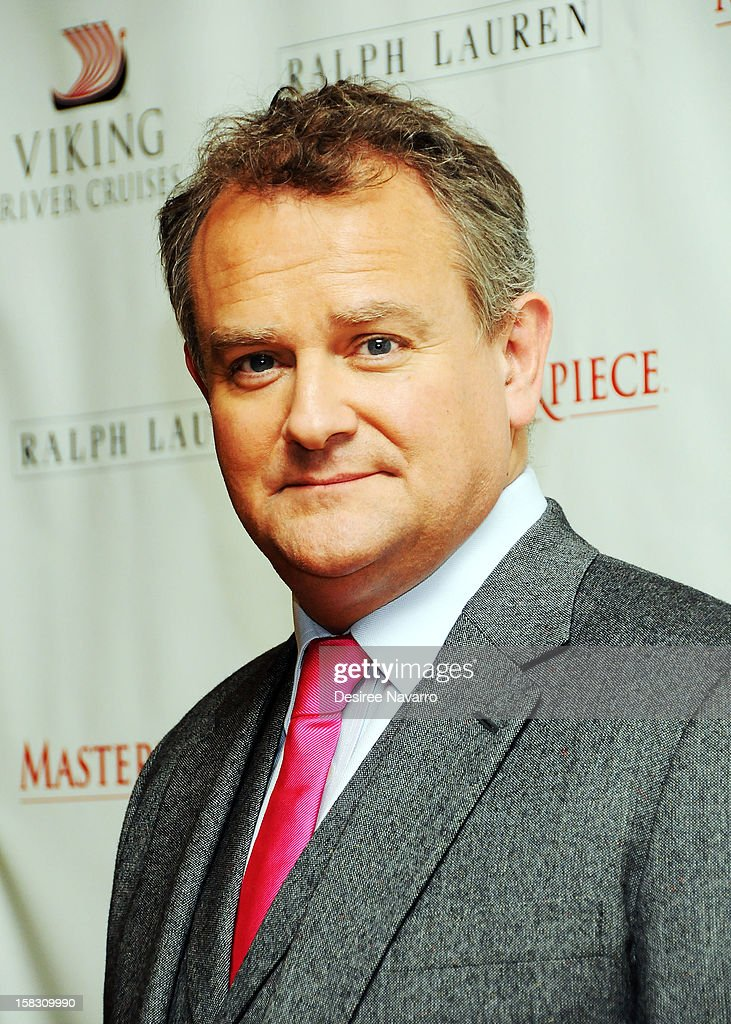Actor <a gi-track='captionPersonalityLinkClicked' href=/galleries/search?phrase=Hugh+Bonneville&family=editorial&specificpeople=228840 ng-click='$event.stopPropagation()'>Hugh Bonneville</a> attends the 'Downton Abbey' Season 3 Photo Call at the Essex House on December 12, 2012 in New York City.