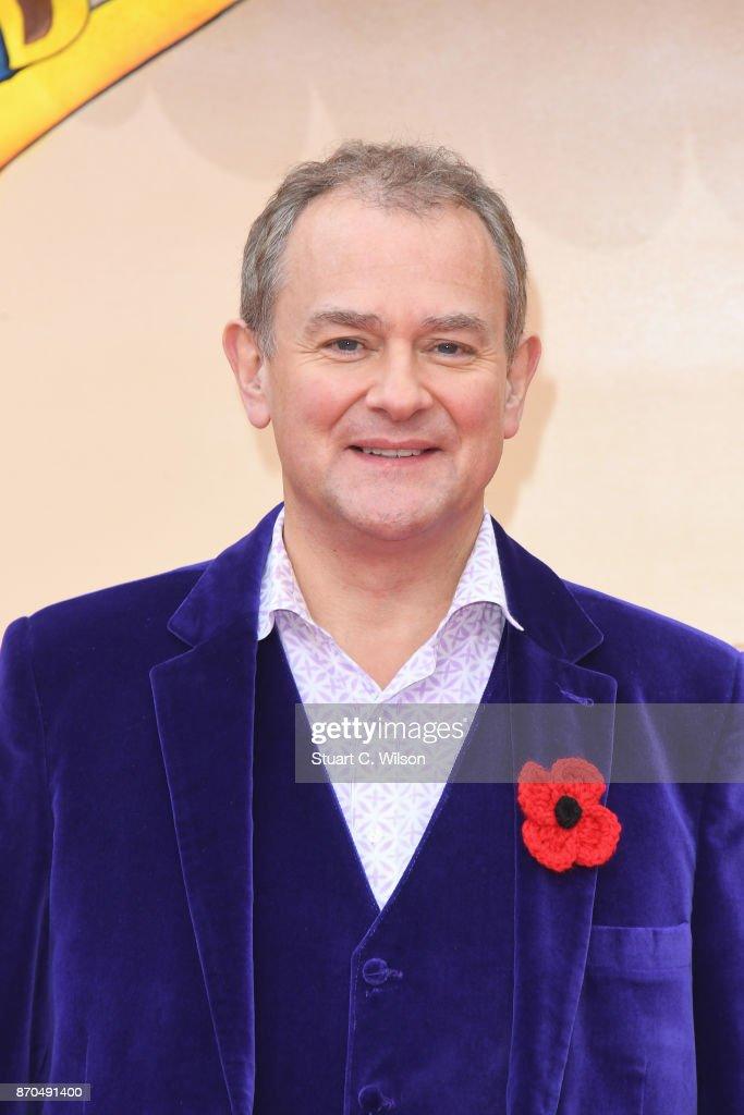 Actor Hugh Bonneville attends the 'Paddington 2' premiere at BFI Southbank on November 5, 2017 in London, England.