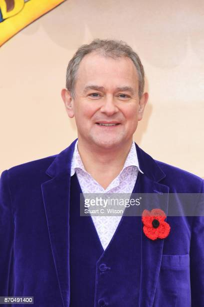 Actor Hugh Bonneville attends the 'Paddington 2' premiere at BFI Southbank on November 5 2017 in London England