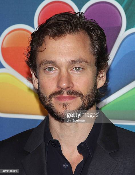 Actor Hugh Dancy from 'Hannibal' attends the 2014 NBC Upfront Presentation at The Jacob K Javits Convention Center on May 12 2014 in New York City