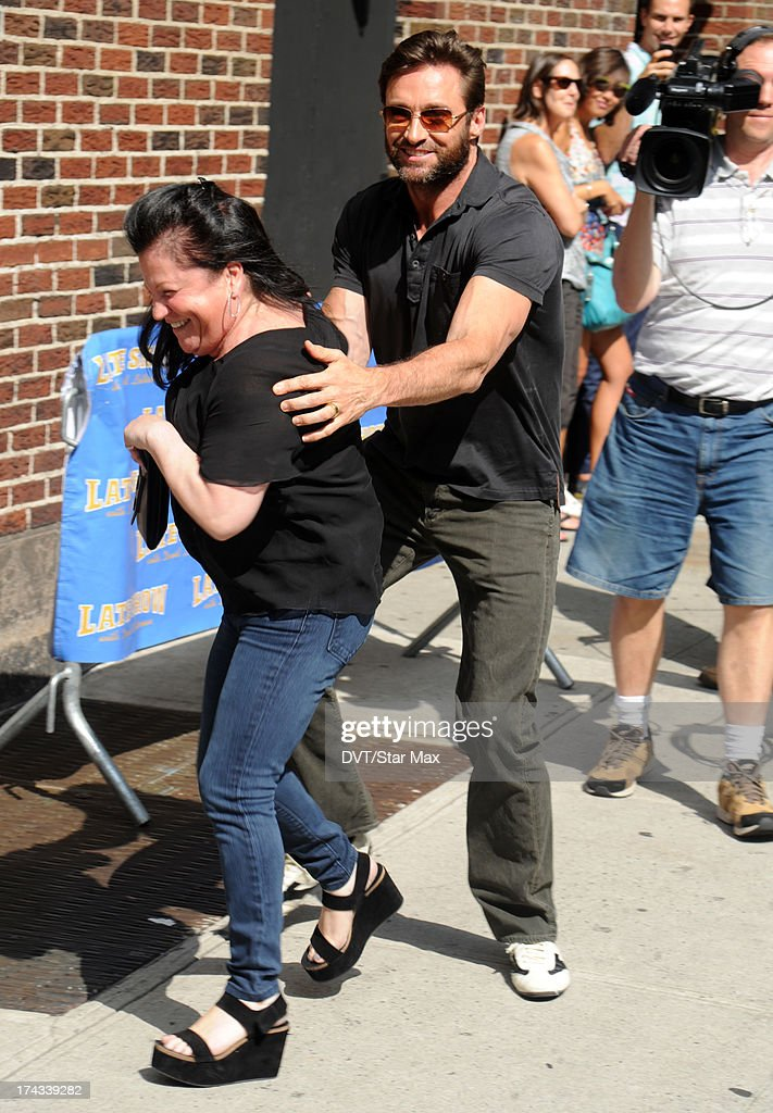 Actor Hugh Jackman as seen on July 23, 2013 in New York City.