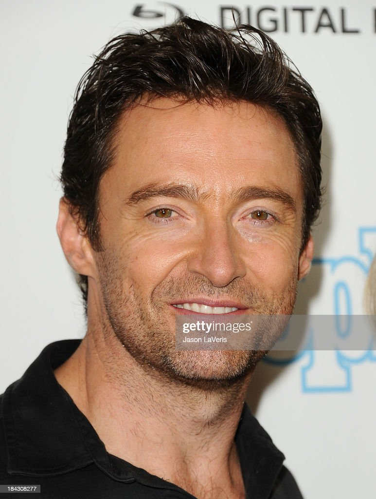 Actor <a gi-track='captionPersonalityLinkClicked' href=/galleries/search?phrase=Hugh+Jackman&family=editorial&specificpeople=202499 ng-click='$event.stopPropagation()'>Hugh Jackman</a> attends 'One Night Only' benefitting the MPTF (Motion Picture & Television Fund) at Dolby Theatre on October 12, 2013 in Hollywood, California.
