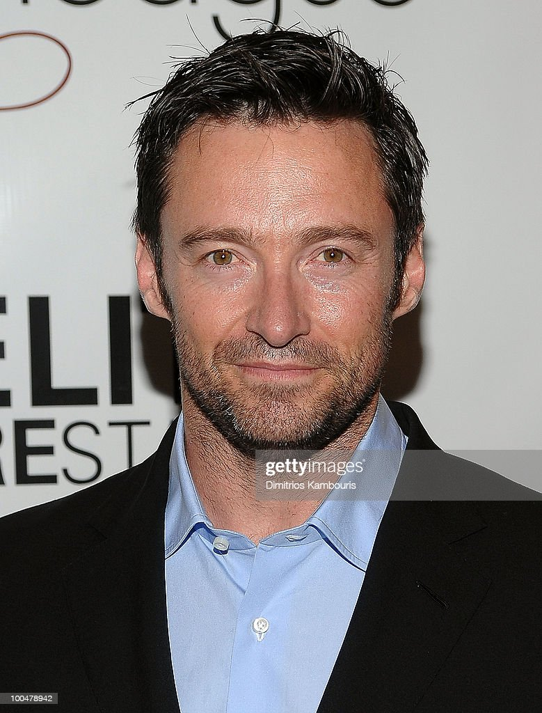 Actor Hugh Jackman attends the 76th Annual Drama League Awards ceremony and luncheon at the Marriot Marquis on May 21, 2010 in New York City.
