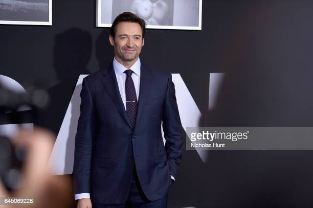 Actor Hugh Jackman attends the 'Logan' New York special screening at Rose Theater Jazz at Lincoln Center on February 24 2017 in New York City