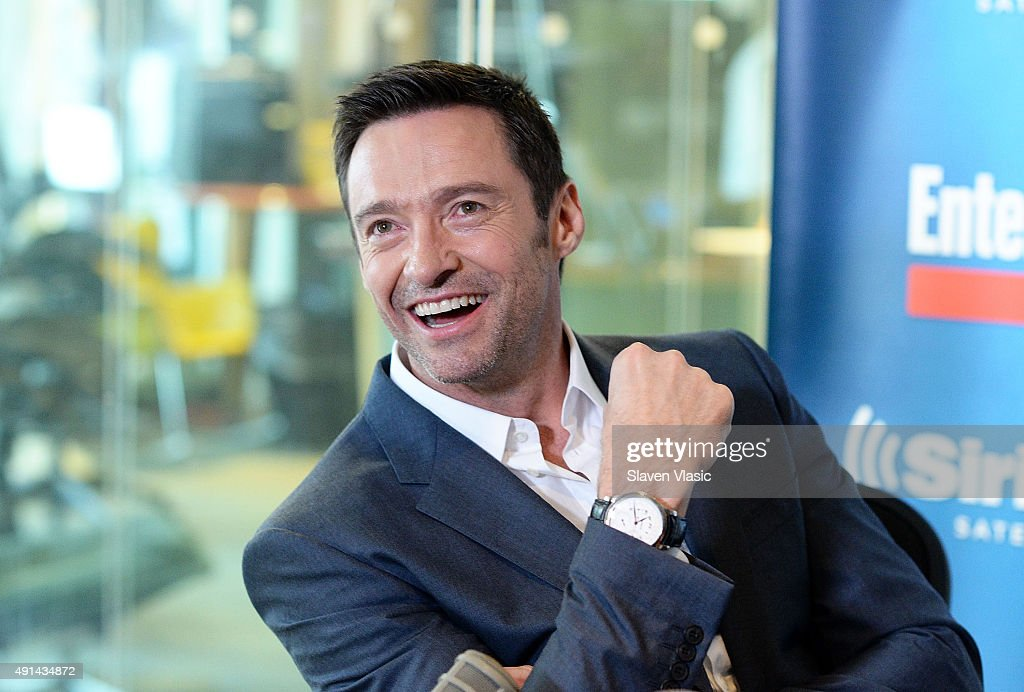 Celebrities Visit SiriusXM Studios - October 5, 2015
