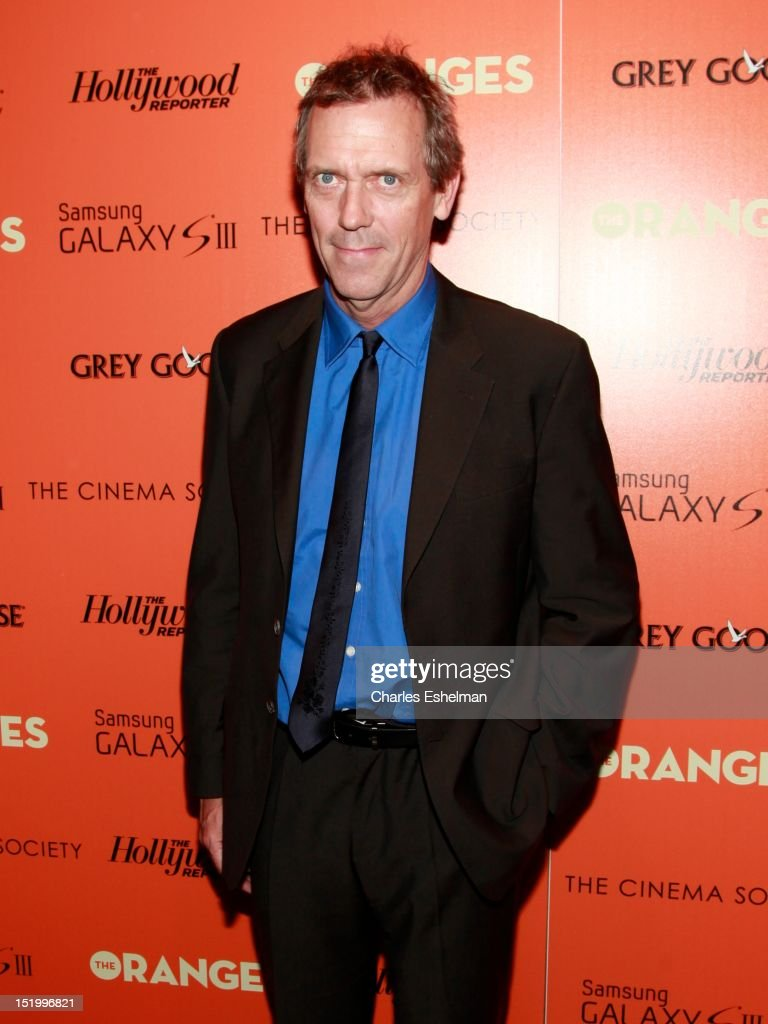 "The Cinema Society with The Hollywood Reporter & Samsung Galaxy S III host a screening of ""The Oranges"" - Arrivals"