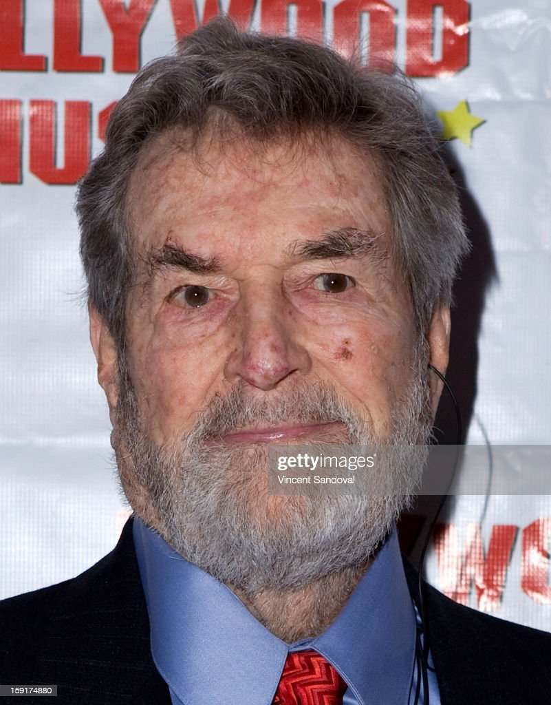 Actor <a gi-track='captionPersonalityLinkClicked' href=/galleries/search?phrase=Hugh+O%27Brian&family=editorial&specificpeople=121543 ng-click='$event.stopPropagation()'>Hugh O'Brian</a> attends The Hollywood Museum's 'Loretta Young: Hollywood Legend' exhibit opening party at The Hollywood Museum on January 8, 2013 in Hollywood, California.