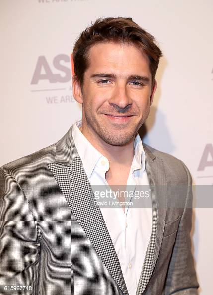 Actor Hugh Sheridan arrives at the ASPCA Benefit at Private Residence on October 20 2016 in Los Angeles California