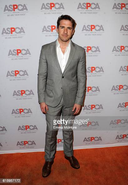 Actor Hugh Sheridan attends ASPCA's Los Angeles Benefit on October 20 2016 in Bel Air California