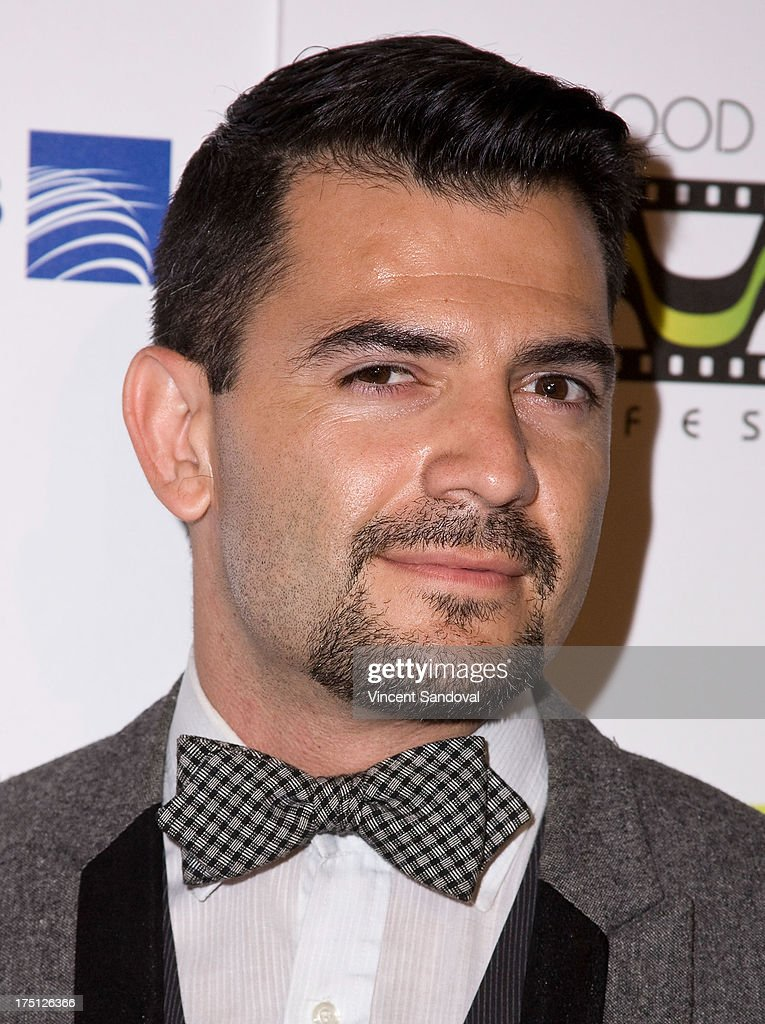 Actor Hugo Medina attends the 5th annual Hollywood Brazilian Film Festival at the Egyptian Theatre on July 31, 2013 in Hollywood, California.