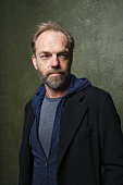Actor Hugo Weaving from 'Strangerland' poses for a portrait at the Village at the Lift Presented by McDonald's McCafe during the 2015 Sundance Film...