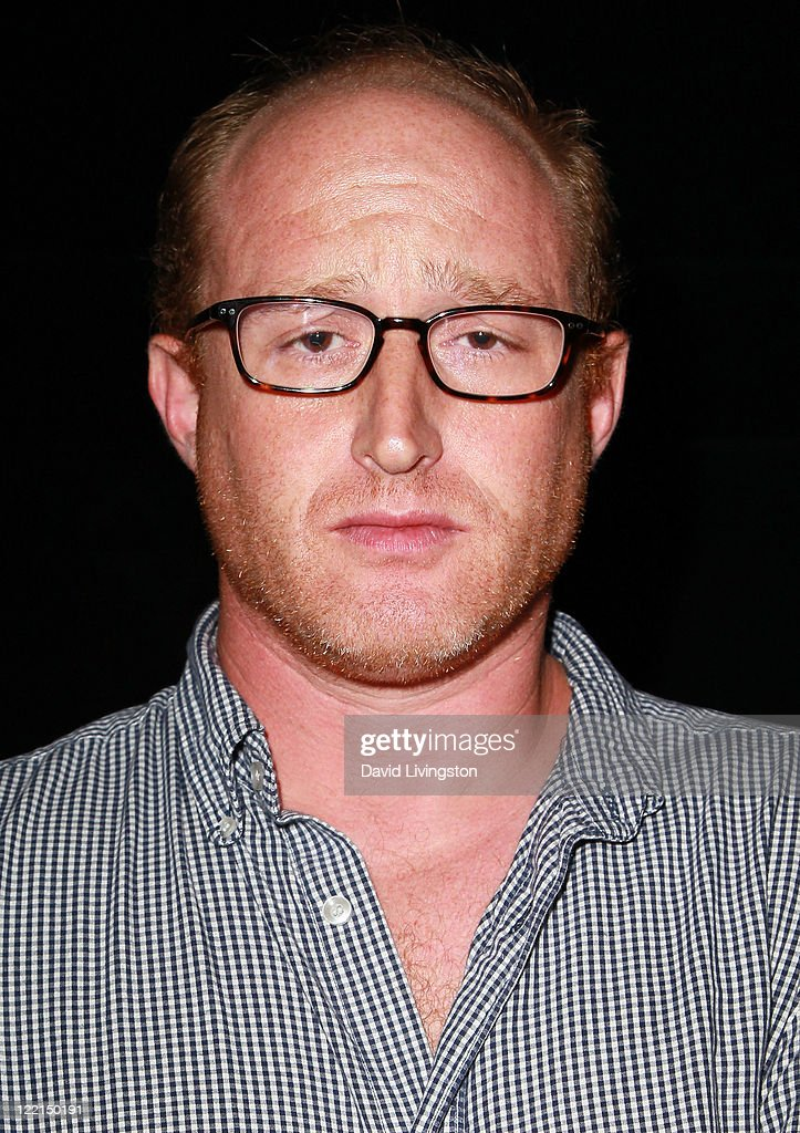 Actor Hunter Bodine attends the Los Angeles premiere of 'The Casserole Club' presented by the American Cinematheque at the Egyptian Theatre on August 25, 2011 in Hollywood, California.