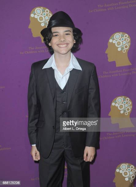 Actor Hunter Payton arrives for The Jonathan Foundation Presents The 2017 Spring Fundraising Event To Benefit Children With Learning Disabilities...