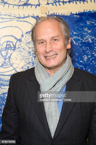 Actor Hyppolite Girardot attends the Reception For The French Movies selected at the 70 th Cannes Film Festival on May 4 2017 in Paris France