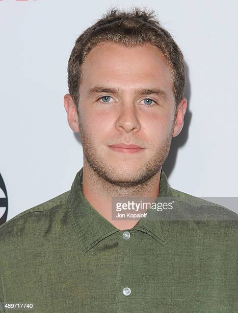 Actor Iain De Caestecker arrives at the Premiere Of Marvel's 'Agents Of SHIELD' at Pacific Theatre at The Grove on September 23 2015 in Los Angeles...
