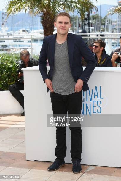 Actor Iain de Caestecker attends the 'Lost River' photocall during the 67th Annual Cannes Film Festival on May 20 2014 in Cannes France