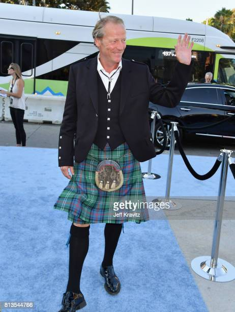 Actor Iain Glen at the Los Angeles Premiere for the seventh season of HBO's 'Game Of Thrones' at Walt Disney Concert Hall on July 12 2017 in Los...